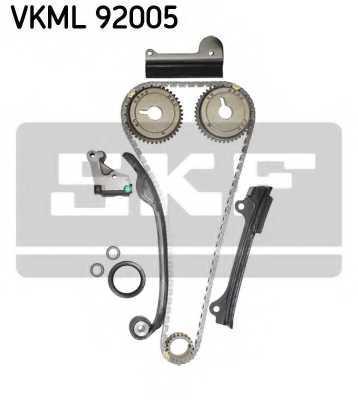 Комплект цели привода распредвала SKF VKML 92005 - изображение