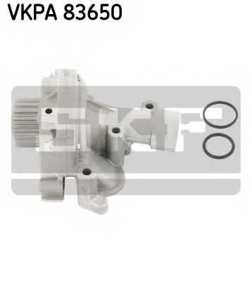 Водяной насос SKF VKPA 83650 - изображение