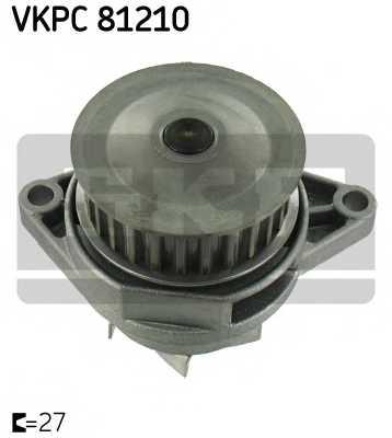 Водяной насос SKF VKPC 81210 - изображение