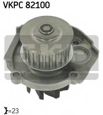 Водяной насос SKF VKPC82100 - изображение