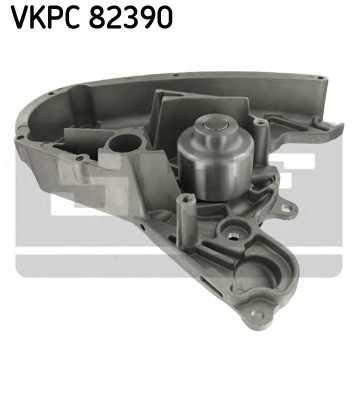 Водяной насос SKF VKPC 82390 - изображение