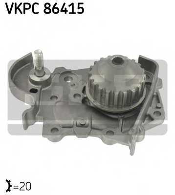 Водяной насос SKF VKPC 86415 - изображение