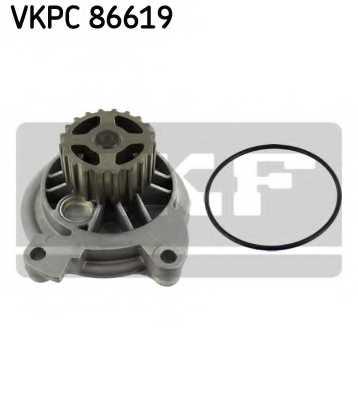 Водяной насос SKF VKPC86619 - изображение