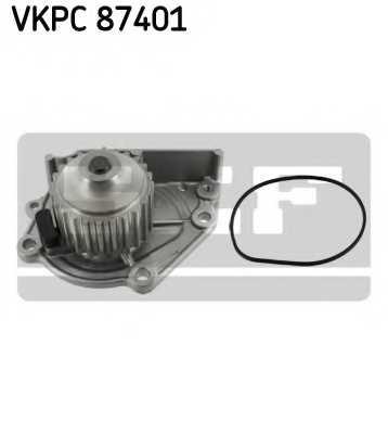 Водяной насос SKF VKPC 87401 - изображение