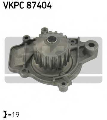 Водяной насос SKF VKPC 87404 - изображение