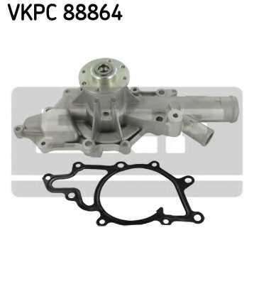 Водяной насос SKF VKPC 88864 - изображение
