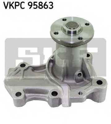 Водяной насос SKF VKPC 95863 - изображение
