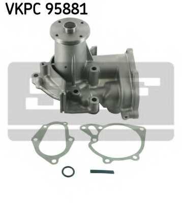 Водяной насос SKF VKPC 95881 - изображение
