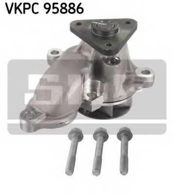 Водяной насос SKF VKPC 95886 - изображение