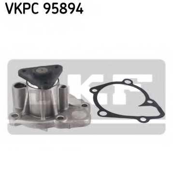 Водяной насос SKF VKPC 95894 - изображение