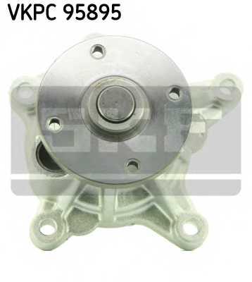 Водяной насос SKF VKPC 95895 - изображение