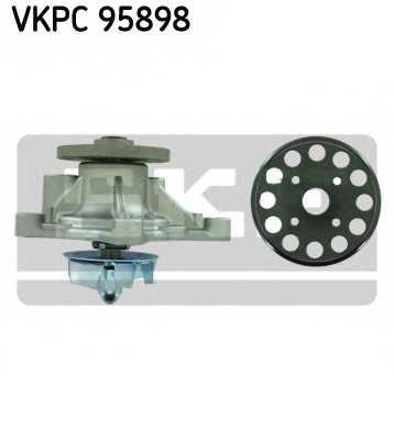 Водяной насос SKF VKPC 95898 - изображение