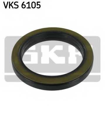 Уплотняющее кольцо вала, подшипник ступицы колеса SKF VKS 6105 - изображение