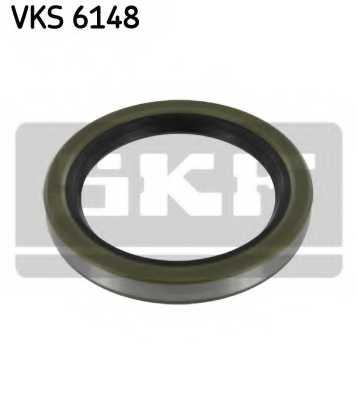 Уплотняющее кольцо вала, подшипник ступицы колеса SKF VKS 6148 - изображение
