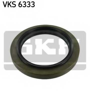 Уплотняющее кольцо вала, подшипник ступицы колеса SKF VKS 6333 - изображение