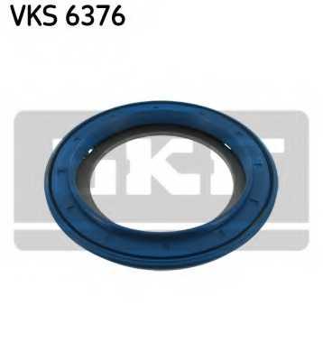 Уплотняющее кольцо вала, подшипник ступицы колеса SKF 02.5674.74.00 / VKS 6376 - изображение