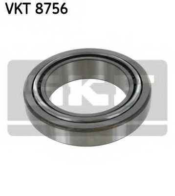 Подшипник ступенчатой коробки передач SKF VKT8756 - изображение
