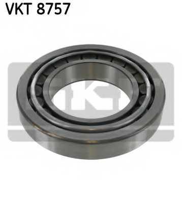 Подшипник ступенчатой коробки передач SKF VKT8757 - изображение