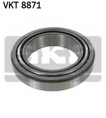 Подшипник ступенчатой коробки передач SKF VKT8871 - изображение