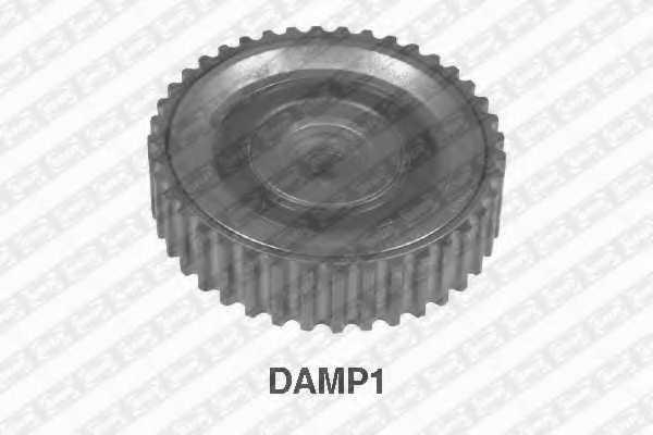 Паразитный / ведущий ролик зубчатого ремня SNR DAMP1 - изображение