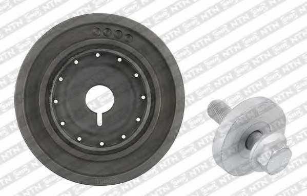 Ременный шкив коленвала SNR DPF355.21K1 - изображение