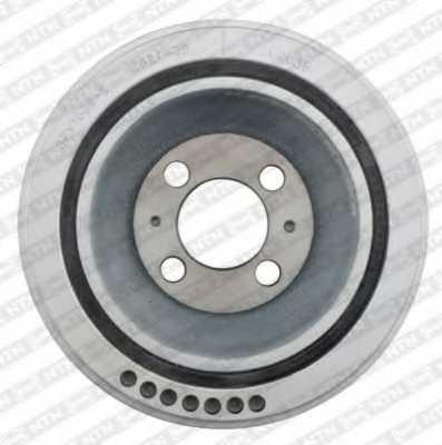 Ременный шкив коленвала SNR DPF358.01 - изображение