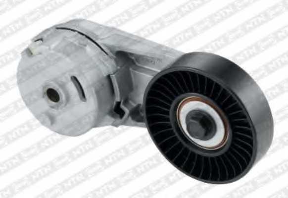 Натяжной ролик поликлиновогоременя SNR GA353.62 - изображение