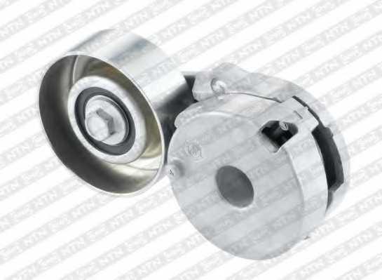 Натяжной ролик поликлиновогоременя SNR GA355.25 - изображение
