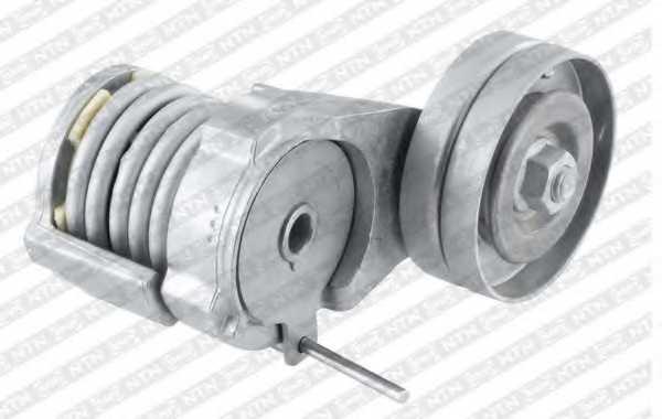 Натяжной ролик поликлиновогоременя SNR GA357.40 - изображение
