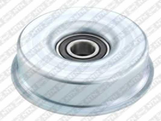 Натяжной ролик поликлиновогоременя SNR GA370.00 - изображение