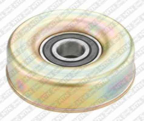 Натяжной ролик поликлиновогоременя SNR GA370.01 - изображение