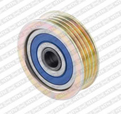 Паразитный / ведущий ролик поликлинового ременя SNR GA377.02 - изображение