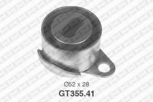 Натяжной ролик ременя ГРМ SNR GT355.41 - изображение