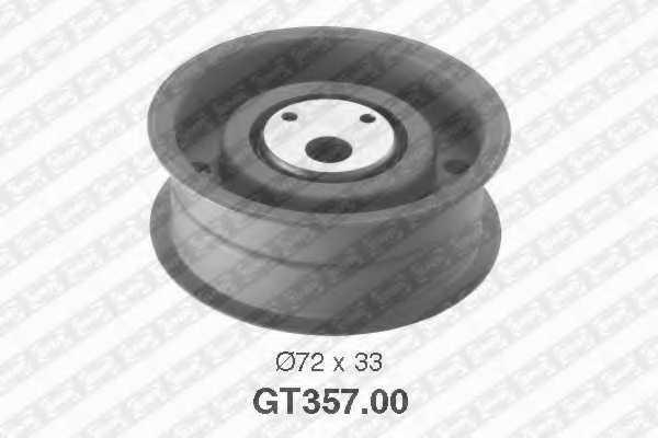 Натяжной ролик ременя ГРМ SNR GT357.00 - изображение