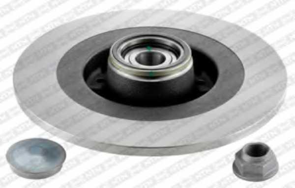 Тормозной диск SNR KF155.112U - изображение