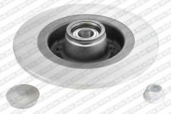 Тормозной диск SNR KF155.115U - изображение
