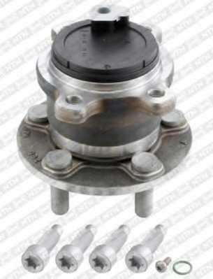 Комплект подшипника ступицы колеса SNR R152.71 - изображение