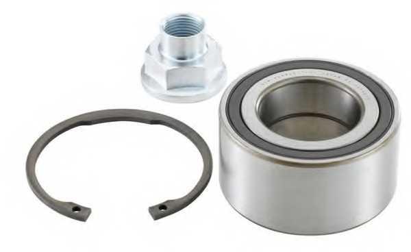 Комплект подшипника ступицы колеса SNR R153.61 - изображение