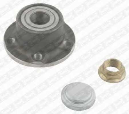 Комплект подшипника ступицы колеса SNR R159.99 - изображение