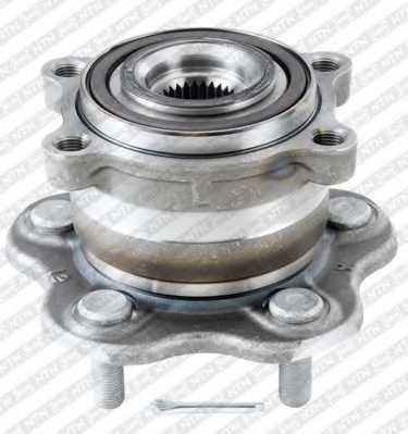 Комплект подшипника ступицы колеса SNR R168.95 - изображение