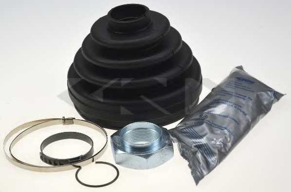 Комплект пылника приводного вала SPIDAN 20635 - изображение
