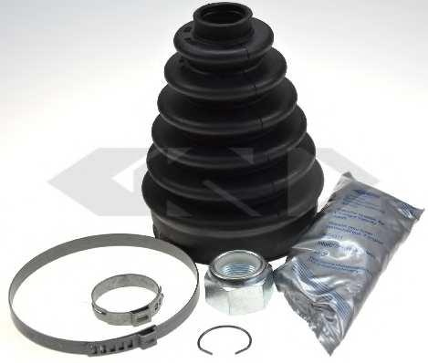 Комплект пылника приводного вала SPIDAN 20699 - изображение