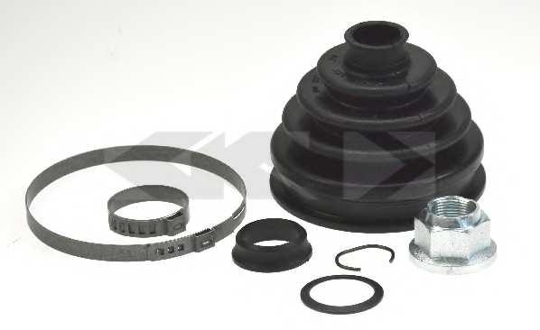 Комплект пылника приводного вала SPIDAN 20984 - изображение