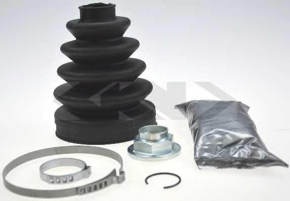 Комплект пылника приводного вала SPIDAN 21283 - изображение