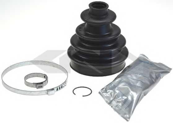 Комплект пылника приводного вала SPIDAN 21536 - изображение