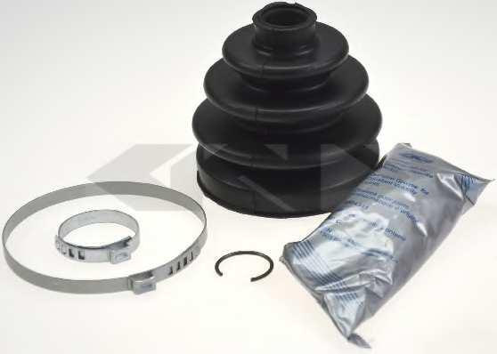 Комплект пылника приводного вала SPIDAN 22123 - изображение