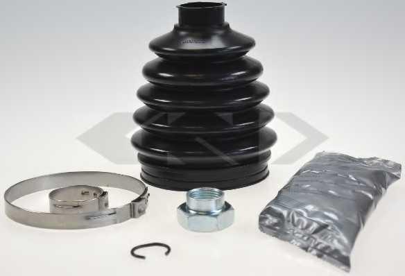 Комплект пылника приводного вала SPIDAN 22261 - изображение