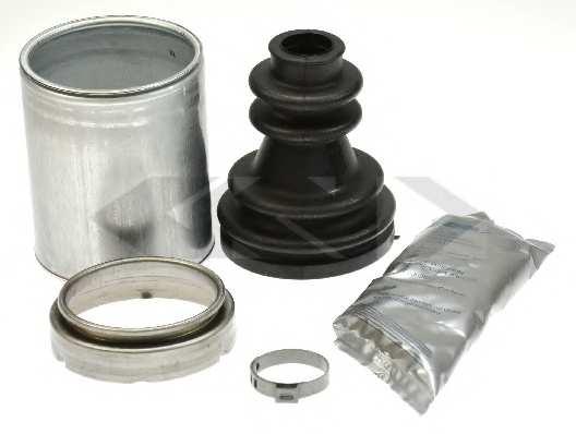 Комплект пылника приводного вала SPIDAN 22278 - изображение