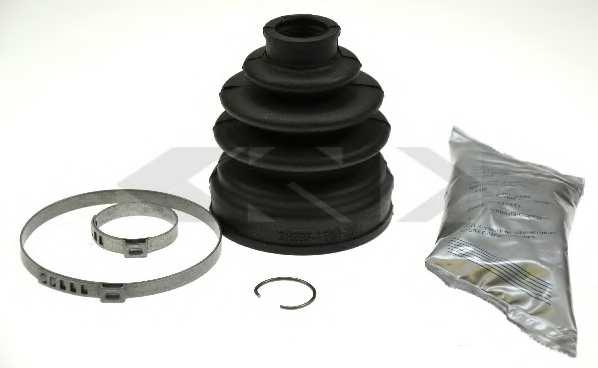 Комплект пылника приводного вала SPIDAN 22285 - изображение
