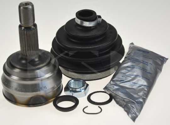 Шарнирный комплект приводного вала SPIDAN 22461 - изображение